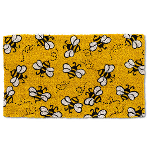 Allover Flying Bee Doormat