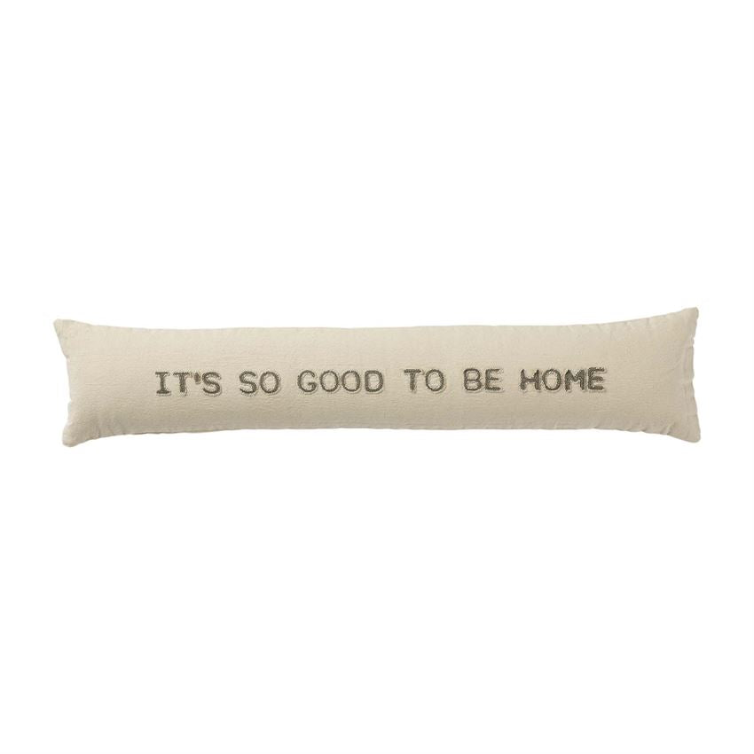 Be Home Washed Skinny Pillow