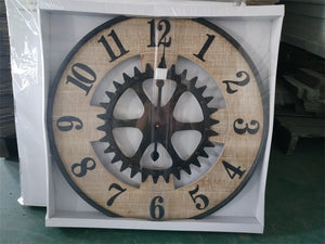 Langston Wall Clock