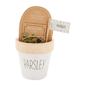Herb Planter Set
