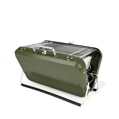 Green Briefcase Barbeque