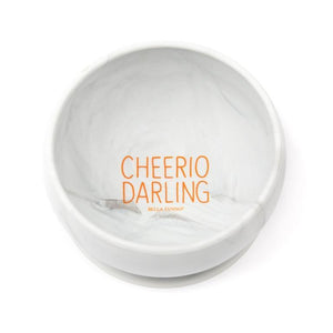 Cheerio Suction Bowl