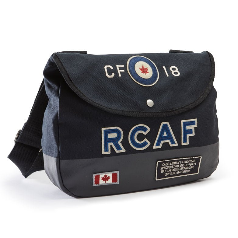 RCAF CF-18 SHOULDER BAG