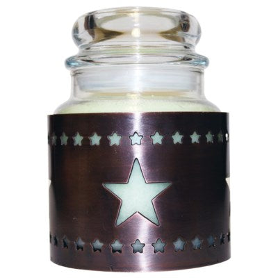 Star Sleeve Small Candle Holder