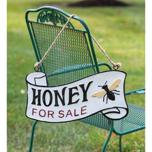 Honey For Sale Vintage Sign