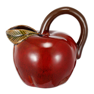 Apple Water Pitcher