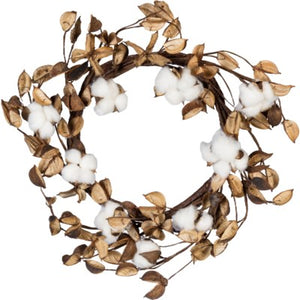 "Wreath - 20"" Cotton"