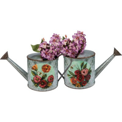 Watering Can - Flowers