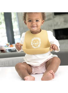 Lion Wonder Bib
