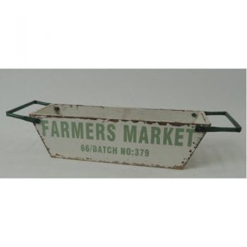 Farmer's Market Box with Handles
