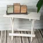 Folding Wooden Plant stand