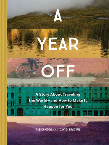A Year Off Book Gift Abrahms and Chronicle