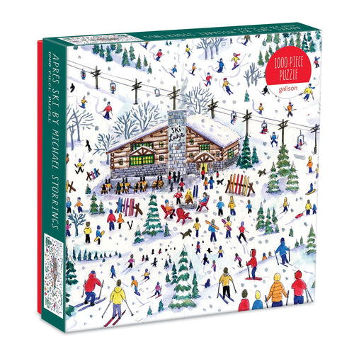 Apres Ski Puzzle Gift Abrahms and Chronicle