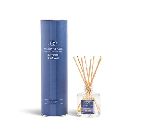 Bergamot and Soft Rose Diffuser Home Fragrance Marmalade