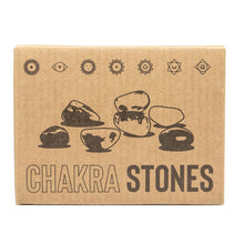 Load image into Gallery viewer, Chakra Worry Stones Gift Ryder