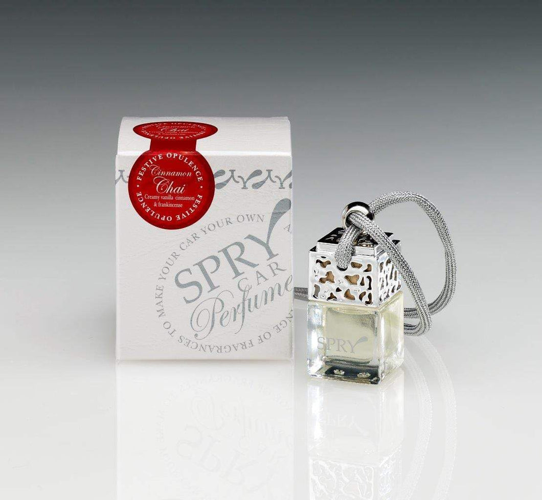 Cinnamon Chai Luxury Car Perfume Home Fragrance Spry
