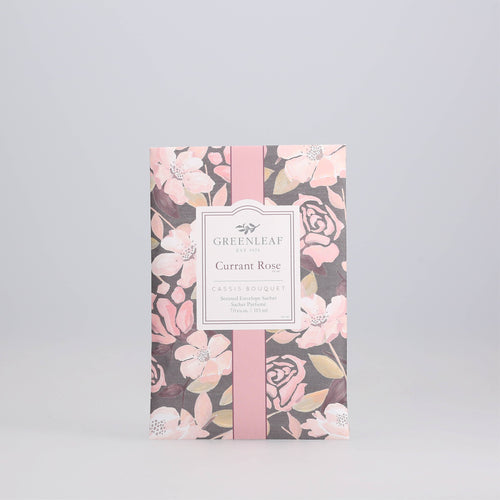 Currant Rose Scented Sachet Home Fragrance Heart of the Country