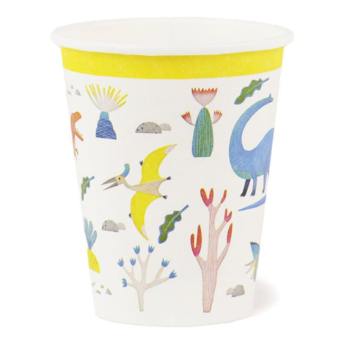 Dinosaur Party Paper Cups Party Talking Tables