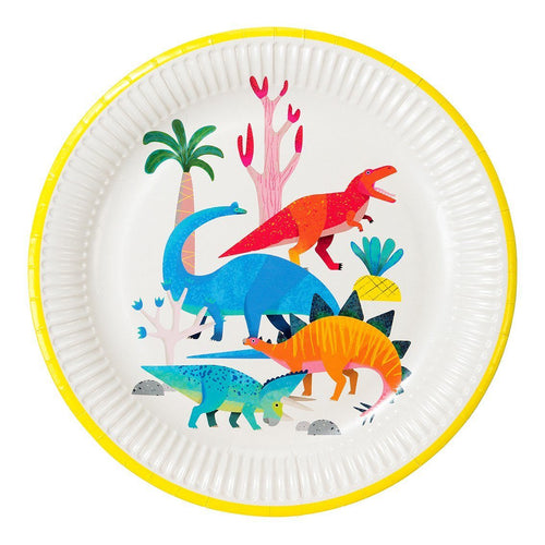 Dinosaur Party Plate Party Talking Tables