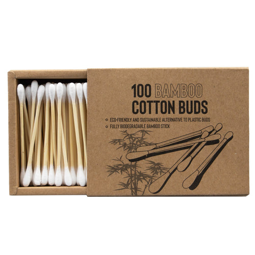 Eco Bamboo Cotton Buds Beauty Ryder