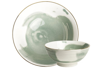 Evergreen Abstract Mini Bowl Homeware Costa Nova
