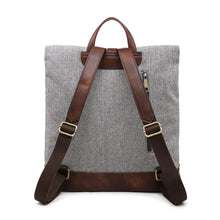 Load image into Gallery viewer, Fawn Tweed Style Unisex Rucksack Accessories House of Milan