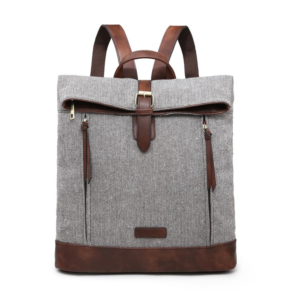 Fawn Tweed Style Unisex Rucksack Accessories House of Milan