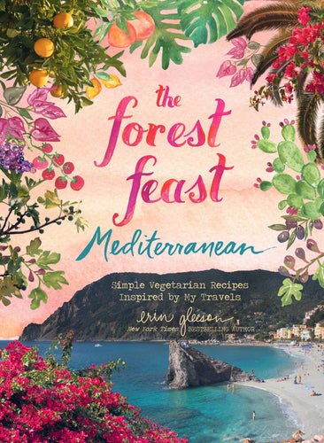 Forest Feast Mediterranean Cook Book Gift Abrahms and Chronicle