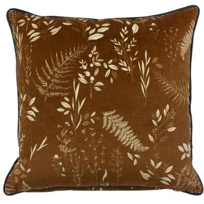Gingerbread Fern Cushion Soft Furnishing Riva Home