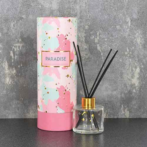 Gold Paradise Diffuser Home Fragrance Candlelight