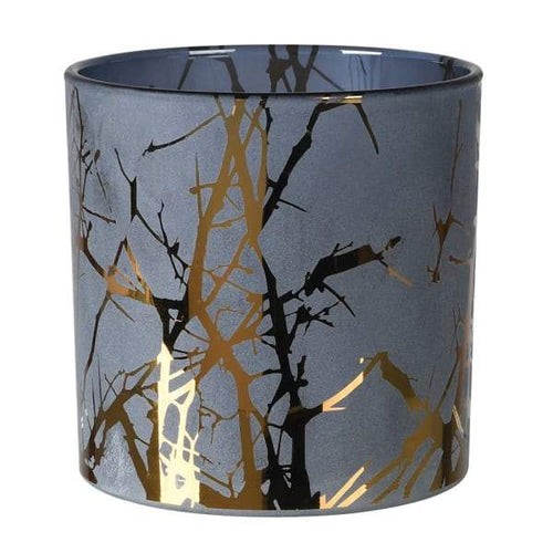 Gold Twig Candle Holder Homeware Coach House