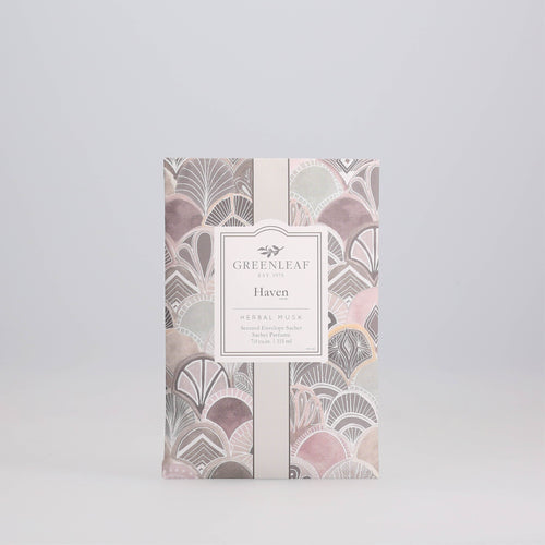 Haven Scented Sachet Home Fragrance Heart of the Country