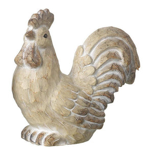 Hen or Rooster Earthenware Decoration Homeware Parlane Rooster