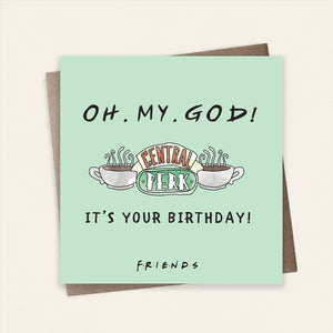 It's Your Birthday Friends Card Stationery Cardology