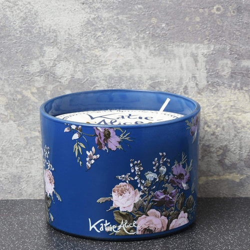 Katie Alice Apricity Two Wick Candle Home Fragrance Candlelight