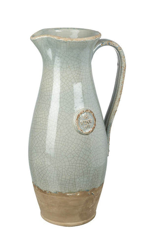 Large Sage Green Vino Pitcher Homeware Parlane