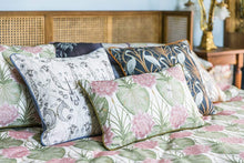 Load image into Gallery viewer, Lily Garden Cream Cushion Soft Furnishing Belfield