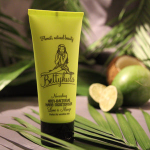Lime and Mango Hand Cream Beauty Betty Hula