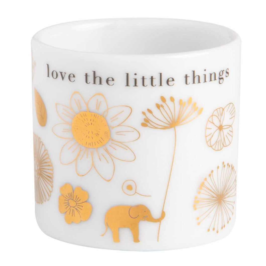 Love the Little Things Tea Light Holder Homeware Rader