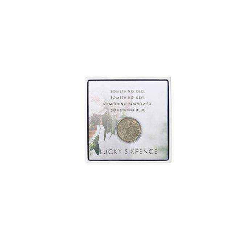 Lucky Sixpence Wedding Gift Party Talking Tables