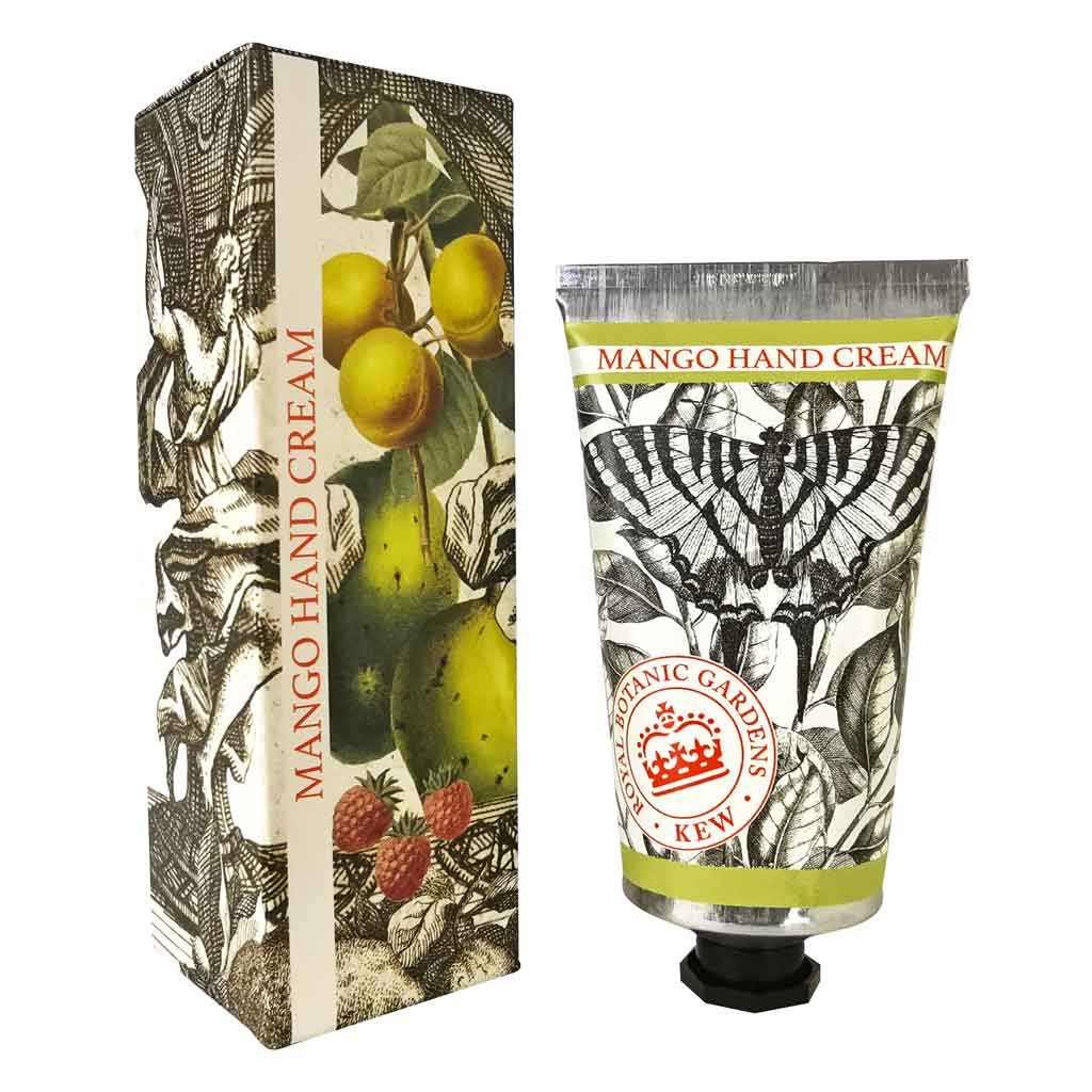 Mango Hand Cream Beauty English Soap Company