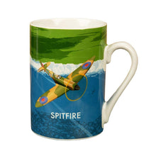 Load image into Gallery viewer, Military Heritage Spitfire Mug Gift Widdop