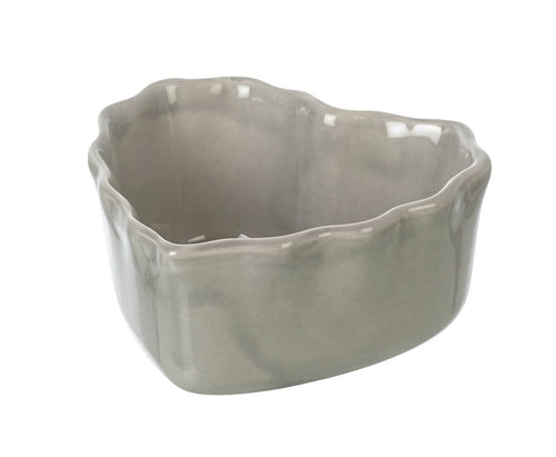 Mini Grey Heart Baker Dish Homeware Parlane