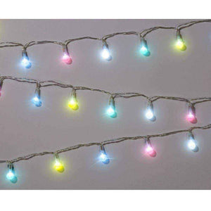Mini Pastel Fairy Lights Party Talking Tables