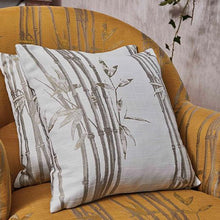 Load image into Gallery viewer, Natural Bamboo Cushion Soft Furnishing Belfield