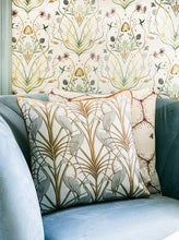 Load image into Gallery viewer, Nouveau Heron Cream Cushion Soft Furnishing Belfield