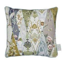 Load image into Gallery viewer, Nouveau Wallpaper Museum Cushion Soft Furnishing Belfield