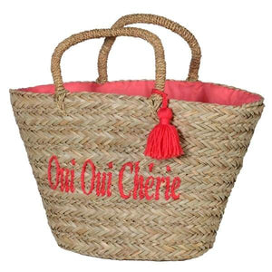 Oui Oui Cherie Basket Bag Accessories Coach House