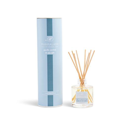 Pacific Orchid and Sea Salt Reed Diffuser Home Fragrance Marmalade