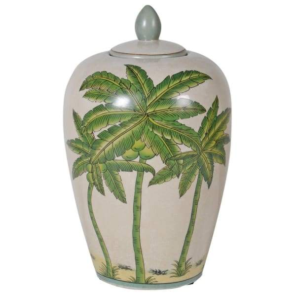 Palm Tree Jar Homeware Coach House